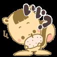 LINEスタンプランキング(StampDB) | どんぐりすのチッチ