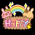 LINEスタンプランキング(StampDB) | かわいい!デコレ☆スタンプ