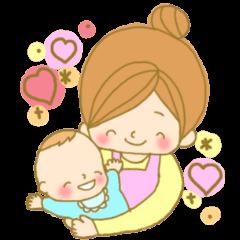 LINEスタンプランキング(StampDB) | 子育てママの愛情スタンプ