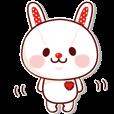 LINEスタンプランキング(StampDB) | うさぐるみ☆vol.1