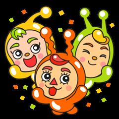 LINEスタンプランキング(StampDB) | ウェブの妖精「ヤマケル」と仲間たち。