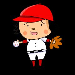 LINEスタンプランキング(StampDB) | プカチンの頭はいつも野球ばかり