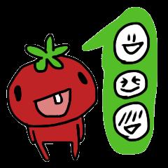 喜びトマト