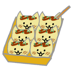 Kitty Takoyaki
