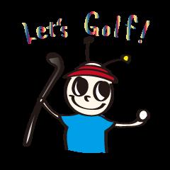 プロゴルファーさじ子
