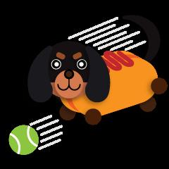 熱腸狗 壽司