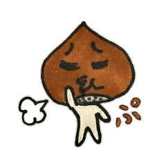 Chestnut boy Kuribo