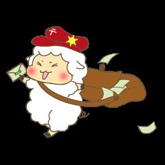 Mail man Coo-chan (English)