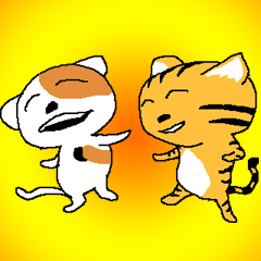 Life of two laughable cats 2
