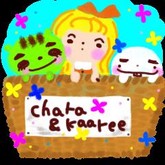 chara&kaaree