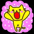 LINEスタンプランキング(StampDB) | 日常で使える猫メッセージ