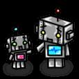 LINEスタンプランキング(StampDB) | ブリキ製ロボットの日常