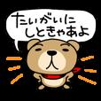 LINEスタンプランキング(StampDB) | 名古屋のでらクマ!その2