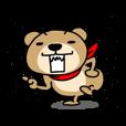 LINEスタンプランキング(StampDB) | 名古屋のでらクマ!