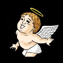 LINEスタンプランキング(StampDB) | 天使ですけど?