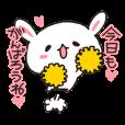 LINEスタンプランキング(StampDB) | 応援ウサギとお仕事パンダ