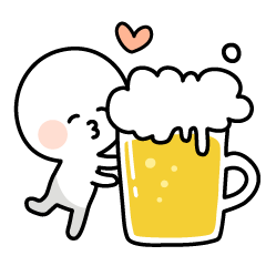 LINEスタンプランキング(StampDB) | 酒飲みさんスタンプ