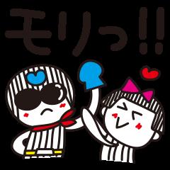 LINEスタンプランキング(StampDB) | シマ子19。シマ蔵