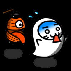 LINEスタンプランキング(StampDB) | おばけコスプレねこさん