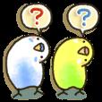 LINEスタンプランキング(StampDB) | インコちゃん日常パック