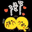 LINEスタンプランキング(StampDB) | べいびぃひよたん