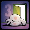LINEスタンプランキング(StampDB) | あまえんぼうさちゃん 3