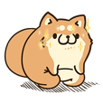LINEスタンプランキング(StampDB) | ボンレス犬 Vol.3