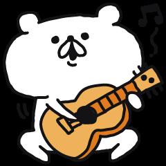 LINEスタンプランキング(StampDB) | クマのほどよいアクション