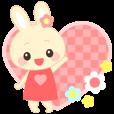 LINEスタンプランキング(StampDB) | 乙女うさちゃんの日常