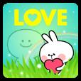 LINEスタンプランキング(StampDB) | あまえんぼうさちゃん LOVE