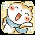 LINEスタンプランキング(StampDB) | 「まるちゃん」Enjoy冬パック