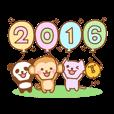 LINEスタンプランキング(StampDB) | 年末年始のイベント(クリスマス&お正月)
