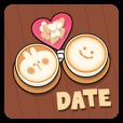 LINEスタンプランキング(StampDB) | あまえんぼうさちゃん DATE