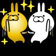 LINEスタンプランキング(StampDB) | うさぎ600円。