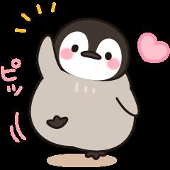 LINEスタンプランキング(StampDB) | ほのぼの子ペンギン