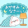 LINEスタンプランキング(StampDB) | 敬語あざらし2