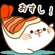 LINEスタンプランキング(StampDB) | 毒舌あざらし?お寿司まみれ?