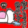 LINEスタンプランキング(StampDB) | ●●ねこクレヨン●●