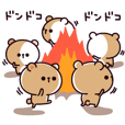 LINEスタンプランキング(StampDB) | 慌ただしいクマ