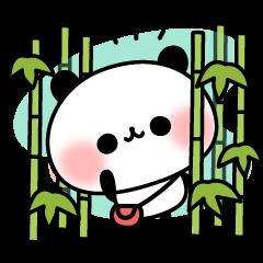 LINEスタンプランキング(StampDB) | おでかけパンダちゃん