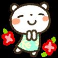 LINEスタンプランキング(StampDB) | 爽やか!夏くま