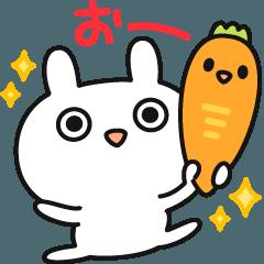 LINEスタンプランキング(StampDB) | うさぎとニンジン