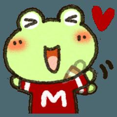 LINEスタンプランキング(StampDB) | 無事カエルちゃん