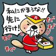 LINEスタンプランキング(StampDB) | 突撃!ラッコさん 戦隊ヒーロー編3