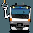 LINEスタンプランキング(StampDB) | 電車deスタンプ 5