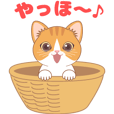 LINEスタンプランキング(StampDB) | 動く★子猫だらけ