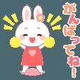 LINEスタンプランキング(StampDB) | 動く★うさちゃんの日常
