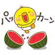 LINEスタンプランキング(StampDB) | ぴっぴの夏