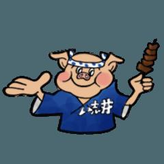 LINEスタンプランキング(StampDB) | い志井のスタンプ
