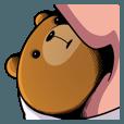 LINEスタンプランキング(StampDB) | オレさまクマさん 4